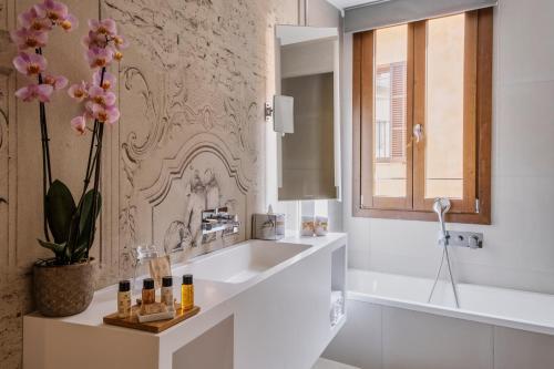 Premier Doppel-/Zweibettzimmer Boutique Hotel Posada Terra Santa 12