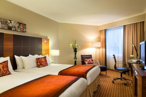 Crowne Plaza Amsterdam Airport