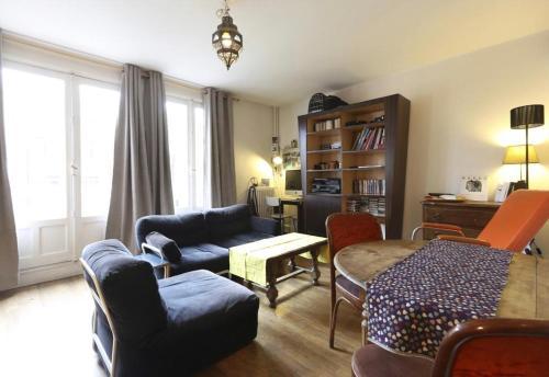 Summer Terrace Parisian apartment - Location saisonnière - Pantin