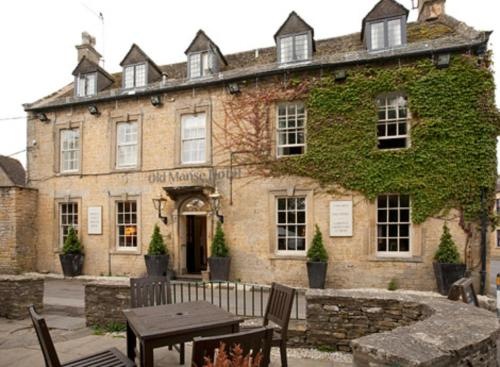 Old Manse Hotel by Greene King Inns - Bourton On The Water