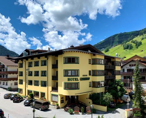 Hotel Grieshof St. Anton am Arlberg