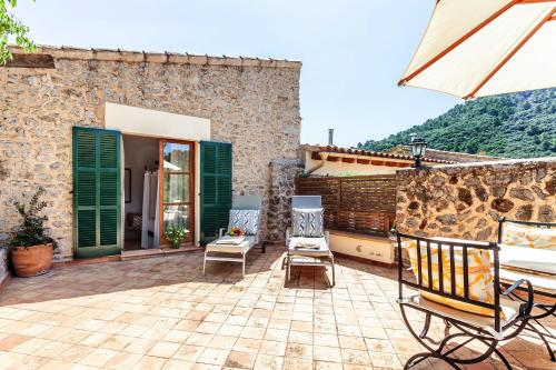 Superior Double or Twin Room with Terrace Finca Hotel Son Palou 8