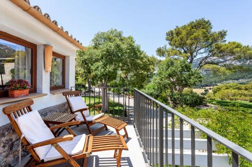 Superior Double or Twin Room with Terrace Finca Hotel Son Palou 20