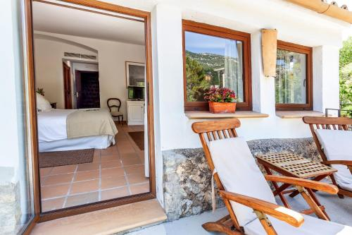 Superior Double or Twin Room with Terrace Finca Hotel Son Palou 23