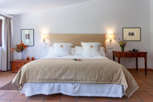 Superior Double or Twin Room with Terrace Finca Hotel Son Palou 21