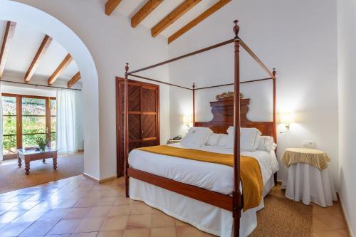 Junior Suite mit Terrasse Finca Hotel Son Palou 8