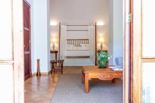Junior Suite mit Terrasse Finca Hotel Son Palou 1