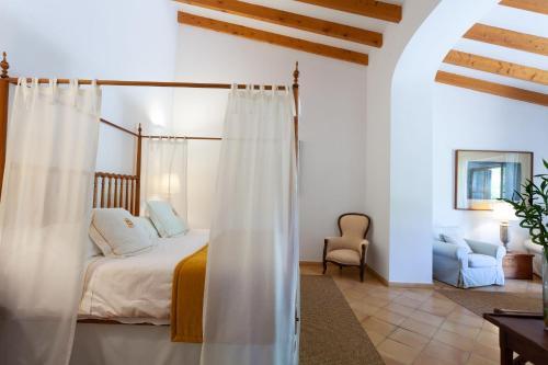 Junior Suite mit Terrasse Finca Hotel Son Palou 3