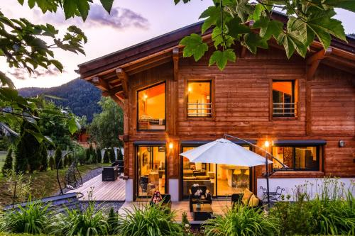 Cosy 3 BR Chalet 8 min from Cham center - Les Houches