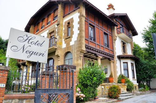 . Hotel Neguri