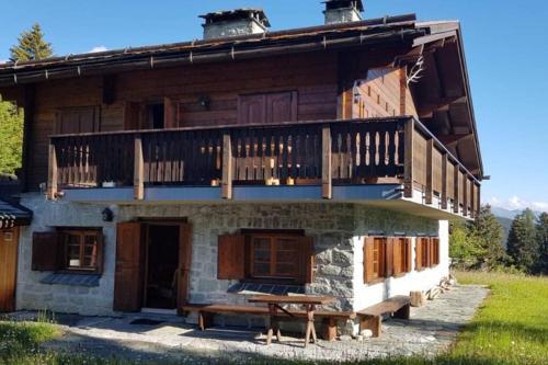 Chalet Wulli in der Nähe der Skianlagen Savognin