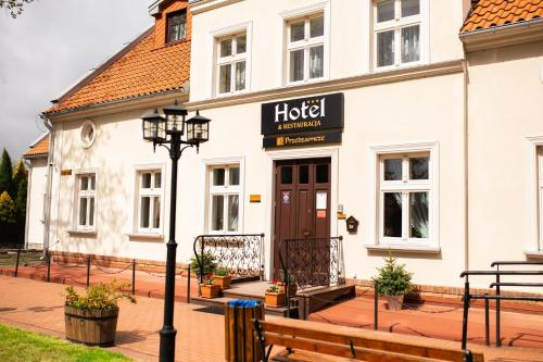 . Hotel Przedzamcze