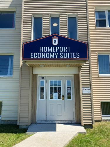 Economy Suites By Homeport