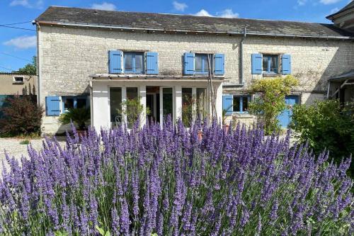 Loire Valley Luxury Cottage - Location saisonnière - La Roche-Rigault