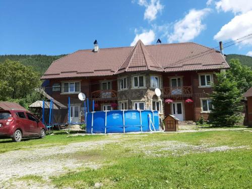 Cottage Zhelikhovskykh - Apartment - Tatariv