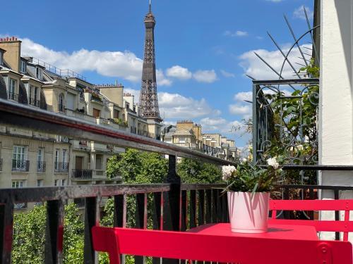 Hôtel Le Cercle Tour Eiffel - Hôtel - Paris