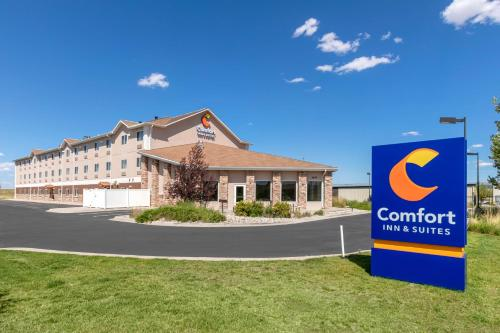 . Comfort Inn Near University of Wyoming
