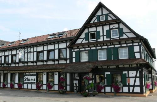 . Hotel Landgasthof Blume