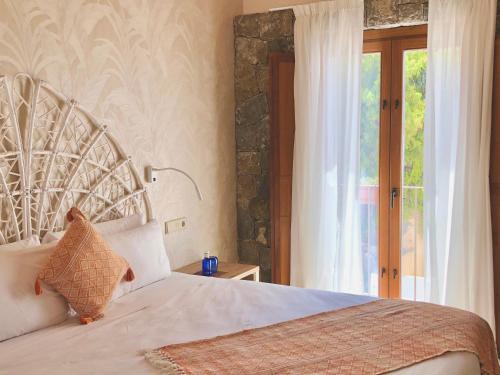 Habitación Doble Deluxe con balcón Hotel Abaco Altea 33