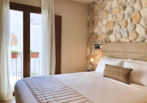 Habitación Doble Deluxe con balcón Hotel Abaco Altea 34