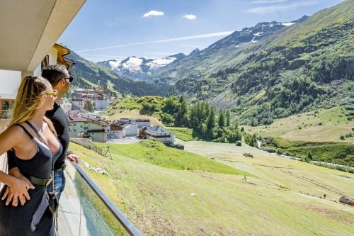 Chalet Obergurgl Luxury Apartments - Accommodation - Obergurgl-Hochgurgl
