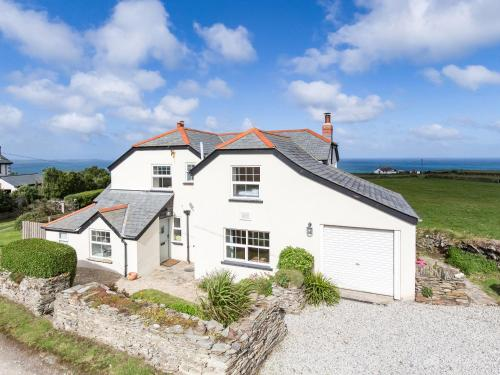 Merlins Cottage, Tintagel, Cornwall