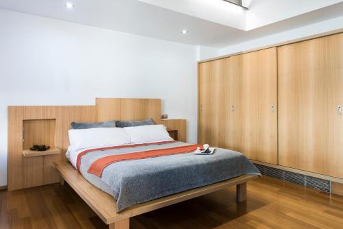 Habitación Business Doble con acceso al gimnasio Hotel Spa Vilavella 1
