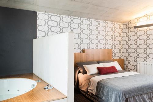 Suite mit Zugang zum Wellnessbereich Vilavella Hotel & Spa 1