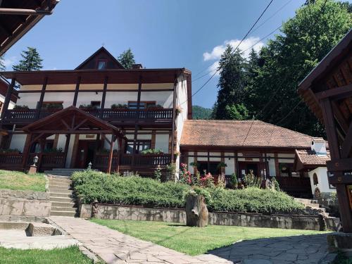Székely Fogadó - Hanul Secuiesc - Accommodation - B?ile Tu?nad