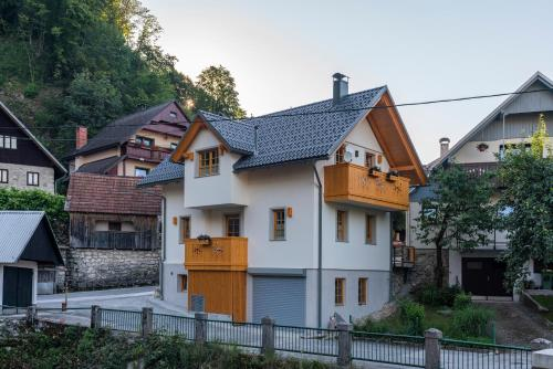 Holiday house Zupanc - Bohinj