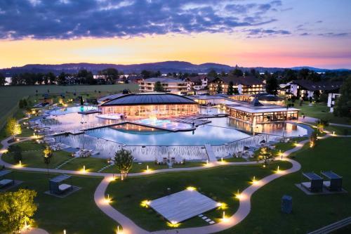 Das König Ludwig Wellness & SPA Resort Allgäu - Hotel - Schwangau / Tegelberg