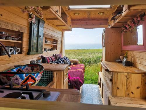 Cornish Campervan - Van Hire Only, No Pitch, Lanteglos, Cornwall