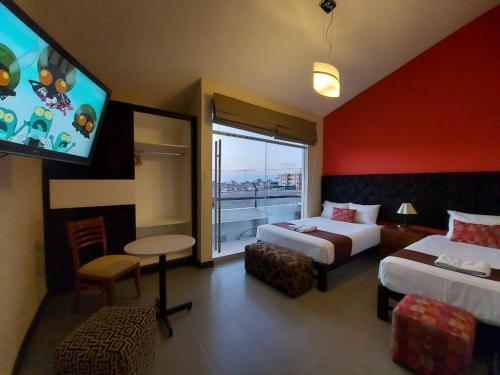 . Apart Hotel Atenea