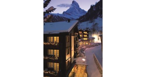 Hotel Sonne Zermatt