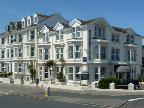 The Beachfield Guest Accommodation, Penzance, Cornwall
