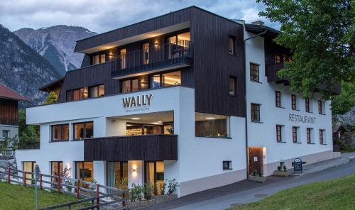 Wally Berg-Appartements - Accommodation - Zams