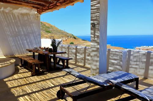 . Aegean Blue Houses