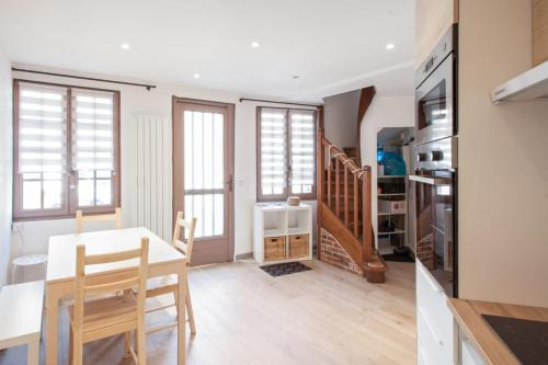 Charming house typical of Honfleur just 5 min from the port Welkeys - Location saisonnière - Honfleur