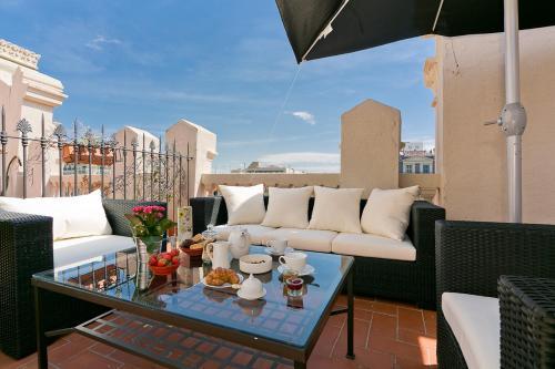 Bcn Paseo De Gracia Rocamora Apartment photo 69