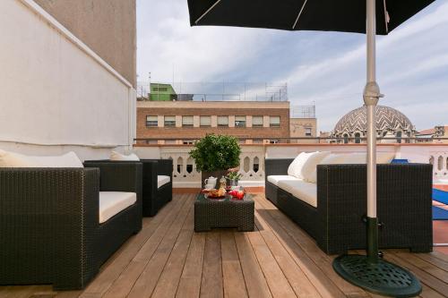 Bcn Paseo De Gracia Rocamora Apartment impression