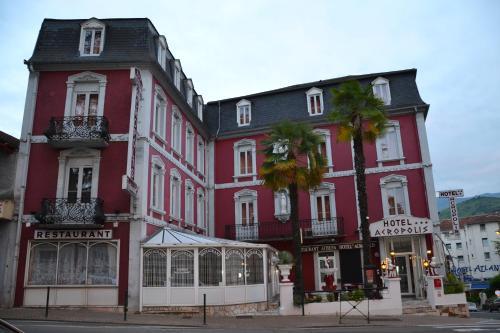 Hôtel Acropolis - Hôtel - Lourdes