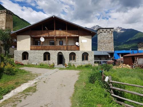 Guest House Goshtela - Hotel - Mestia