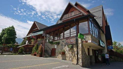 Willa Ostoja u Pyrca - Accommodation - Zakopane