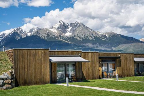Natur Resort - Chalet - Ve?ká Lomnica