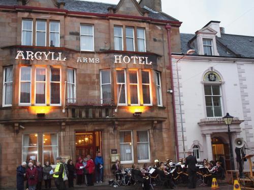 Hotel Argyll Arms