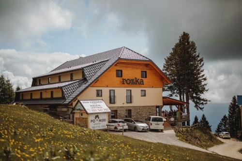 Hotel House Rozka