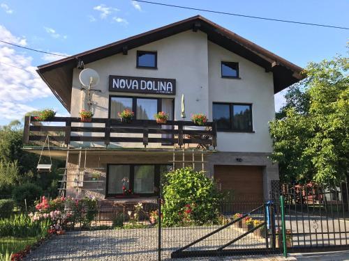 . Apartamenty Nova Dolina