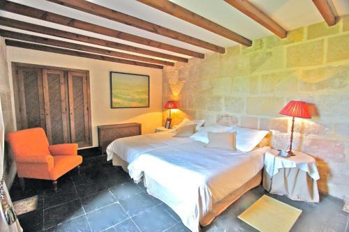 Superior Double or Twin Room - single occupancy Posada Real Castillo del Buen Amor 9