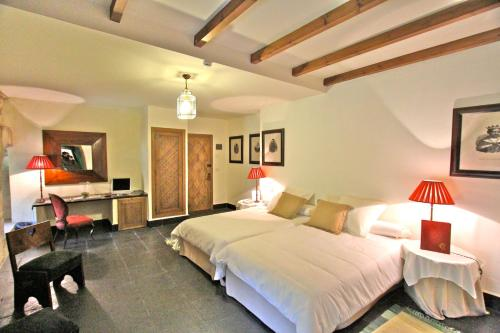Standard Double or Twin Room - single occupancy Posada Real Castillo del Buen Amor 9