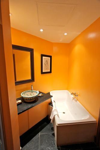Habitación Doble Deluxe - 1 o 2 camas - Uso individual Posada Real Castillo del Buen Amor 14